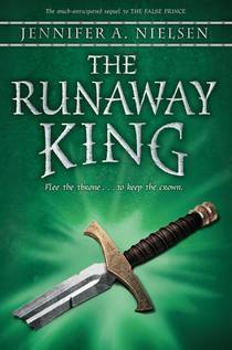 Picture of a book: The Runaway King