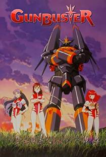 Picture of a TV show: Gunbuster