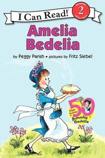 Picture of a book: Amelia Bedelia
