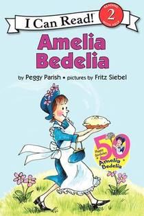 Picture of a book: Amelia Bedelia