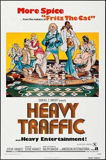 Picture of a movie: Heavy Traffic