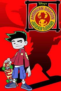 Picture of a TV show: American Dragon: Jake Long