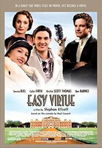 Picture of a movie: Easy Virtue