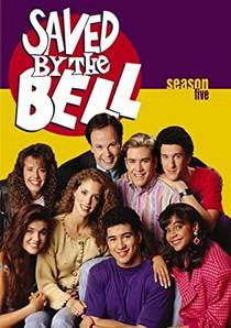 Picture of a TV show: Saved By The Bell