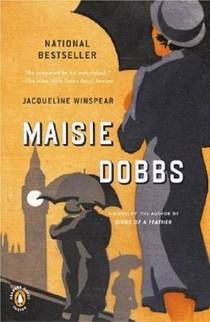 Picture of a book: Maisie Dobbs