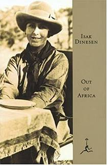 Picture of a book: Out Of Africa