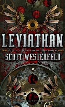 Picture of a book: Leviathan