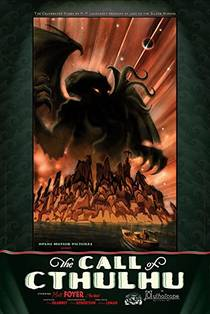 Picture of a movie: The Call Of Cthulhu