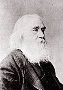 Picture of an author: Lysander Spooner