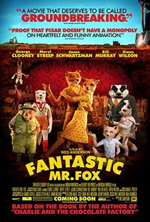 Picture of a movie: Fantastic Mr. Fox