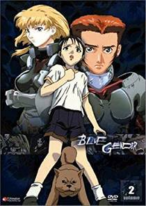 Picture of a TV show: Blue Gender