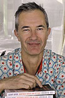 Picture of an author: Geoff Dyer