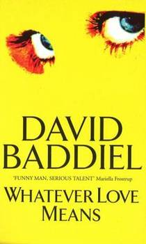 Picture of a book: Whatever Love Means