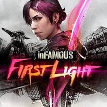Picture of a game: Infamous: First Light