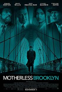 Picture of a movie: Motherless Brooklyn