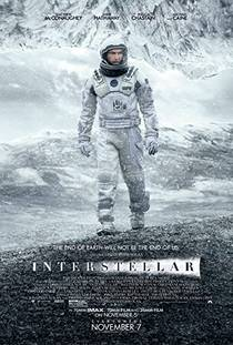 Picture of a movie: Interstellar