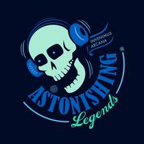 Picture of a podcast: Astonishing Legends