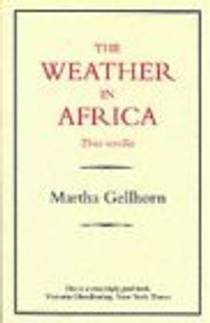 Picture of a book: The Weather In Africa/three Novellas