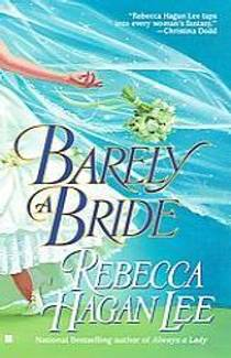 Picture of a book: Barely a Bride