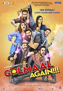 Picture of a movie: Golmaal Again