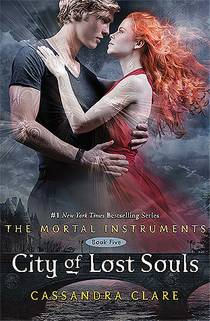 Picture of a book: City Of Lost Souls