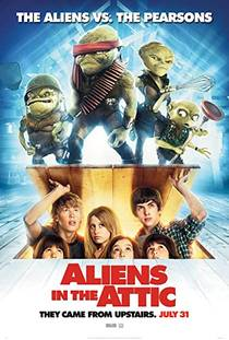 Picture of a movie: Aliens In The Attic