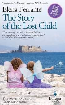 Picture of a book: The Story Of The Lost Child