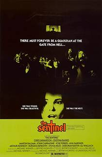 Picture of a movie: The Sentinel