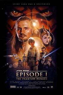 Picture of a movie: Star Wars: Episode I - The Phantom Menace
