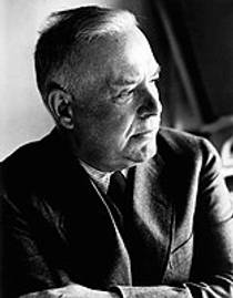 Picture of an author: Wallace Stevens