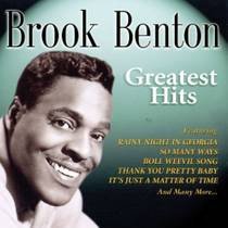 Picture of a band or musician: Brook Benton