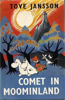 Picture of a book: Comet In Moominland