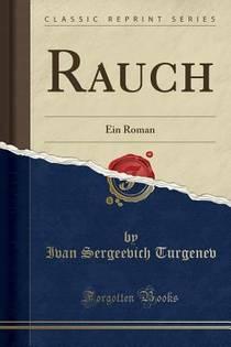 Picture of a book: Rauch: Ein Roman