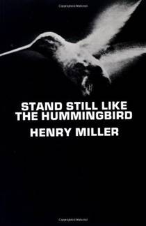 Picture of a book: Stand Still Like The Hummingbird