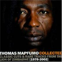 Picture of a band or musician: Thomas Mapfumo