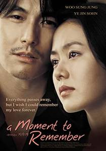 Picture of a movie: A Moment To Remember
