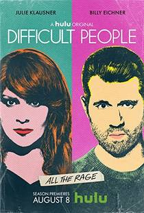 Picture of a TV show: Difficult People