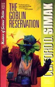 Picture of a book: The Goblin Reservation