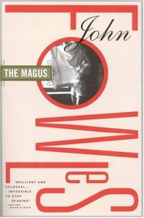 Picture of a book: The Magus