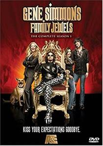 Picture of a TV show: Gene Simmons: Family Jewels