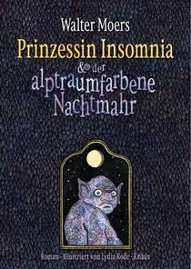 Picture of a book: Prinzessin Insomnia & Der Alptraumfarbene Nachtmahr