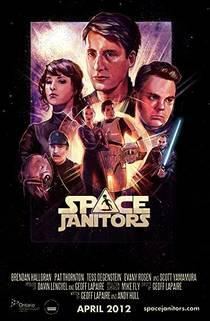 Picture of a TV show: Space Janitors