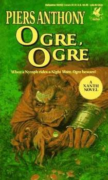 Picture of a book: Ogre, Ogre