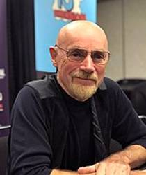 Picture of an author: Jim Starlin