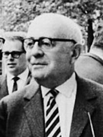 Picture of an author: Theodor W. Adorno