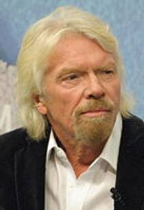 Picture of an author: Richard Branson