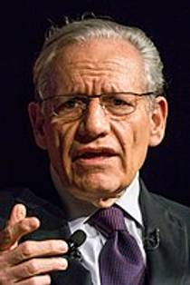 Picture of an author: Bob Woodward