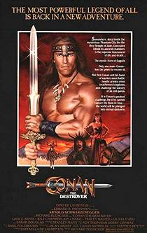 Picture of a movie: Conan The Destroyer