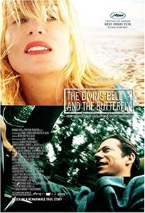 Picture of a movie: The Diving Bell And The Butterfly