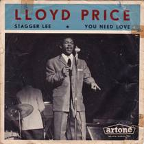 Picture of a band or musician: Lloyd Price